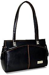 Utsukushii Women's Handbag(Black) (BG516A)