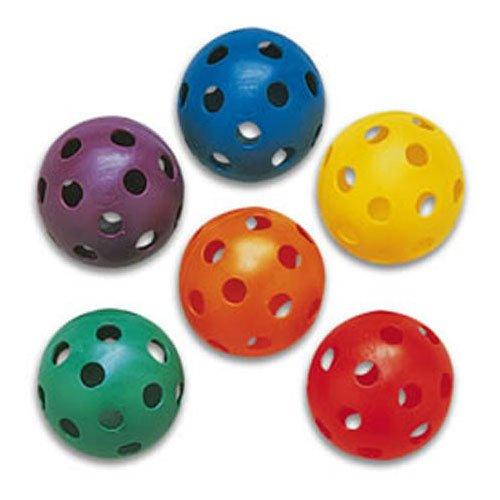 Sport Supply Group Prism Plastic Baseballs (6-Pack) - 1