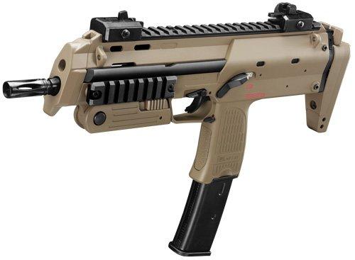MP7A1 タンカラー (18歳以上ガスブローバック マシンガン)