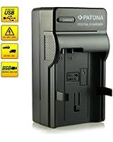 4in1 Chargeur EN-EL15 pour Nikon 1 V1 - Nikon D600 | D800 | D800E | D7000 | D7100 et bien plus encore...