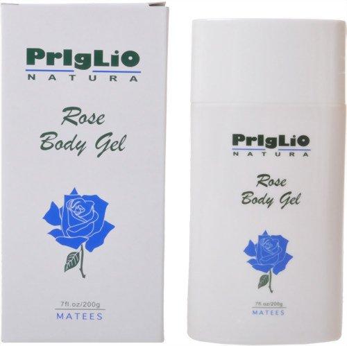 PrigLio プリグリオ Rローズバランスボディジェル 200g