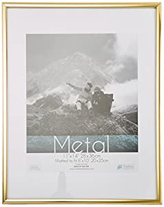 Amazon Com Timeless Frames Metal Wall Photo Frame 11 By