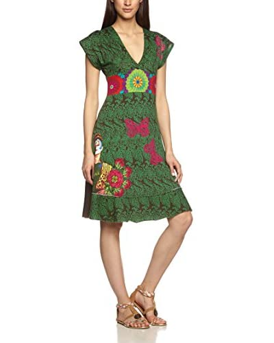 Desigual Women's V-Neck Dress