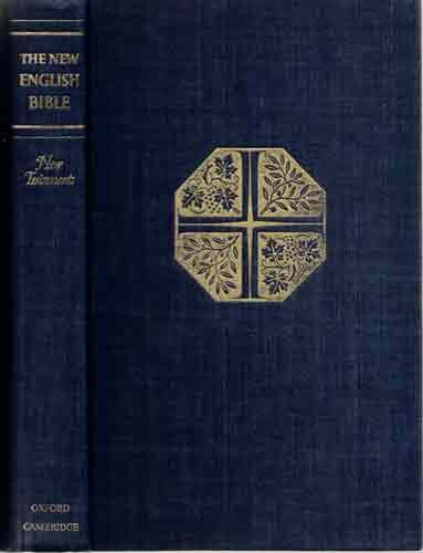 The New English Bible NEW TESTAMENT / Oxford 1961