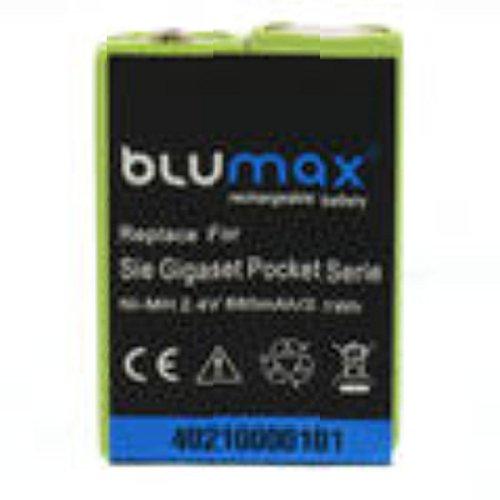Original Blumax Telefon Akku Gigaset