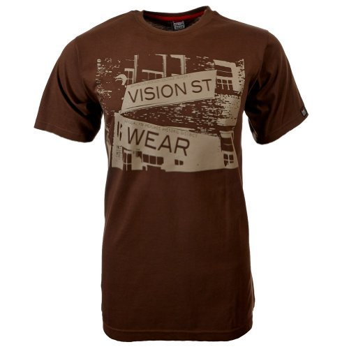 Vision Street Wear Street T-Shirt , carafe
