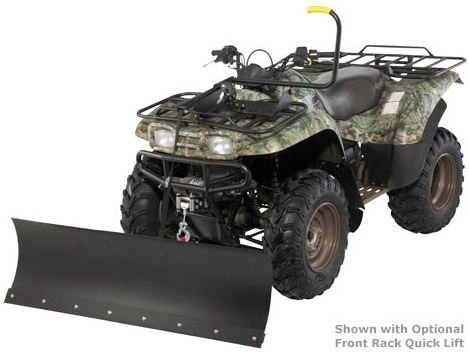 Cycle Country Yamaha 565356 ATV Mid-Mount Complete Plow System. 52