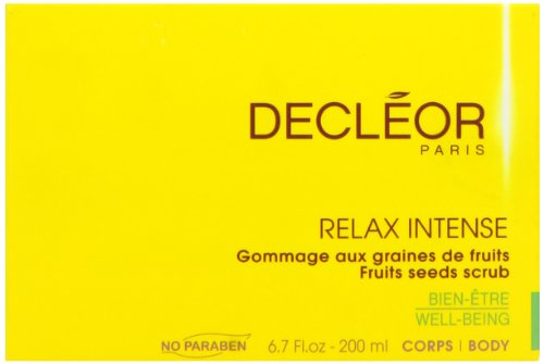Decleor Relax Intense Fruits Seeds Scrub Esfoliante - 200 ml