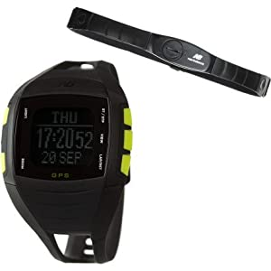 New Balance Watches NX990 GPS Cardio Trainer Watch