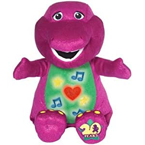 Barney: 20th Anniversary Singing Barney with Light-Up Tummy