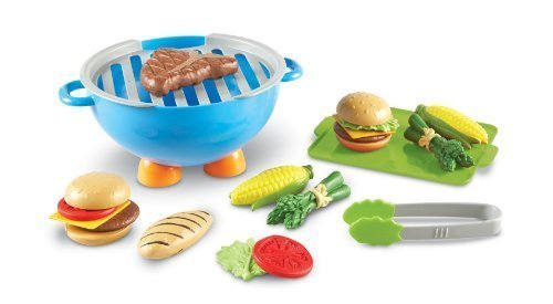 Learning Resources New Sprouts Grill It! (Play Food For Grill compare prices)