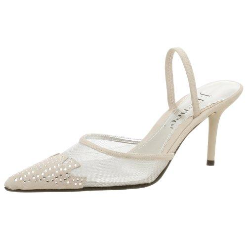 Wedding Shoes: J.Renee Women's Lisa Slingback-J.Renee Wedding Shoes-J.Renee Wedding Shoes: J.Renee Women's Lisa Slingback-Pump Wedding Shoes