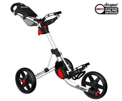 Clicgear Golf 3.0 Cart Silver