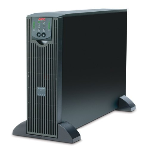 Apc Smart-Ups Rt 2100W/3000Va 208V 6U Ups System With 208V To 120V Step-Down Transformer
