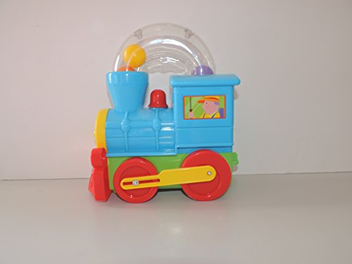 Ball Blowing Loco Choo-choo Train - 1