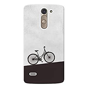 Mobile Back Cover For LG G3 Stylus (Printed Designer Case)