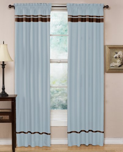 Pink Ruffle Blackout Curtains Spa Blue Duvet Covers