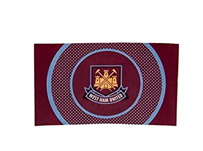 West Ham United FC Authentic EPL Flag BE