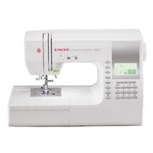 Singer Sewing Co #9960 9960 Quantum Stylist Computerized Sewing Machine