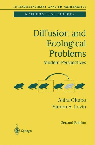 Diffusion and Ecological Problems, Modern Perspectives,...