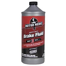 Motor Medic by Gunk M4432 DOT 3 Heavy Duty Brake Fluid - 32 oz.