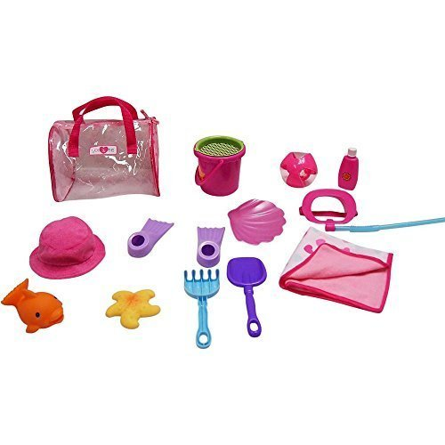 You & Me Sun and Fun Beach Doll Accessories by Toys R Us