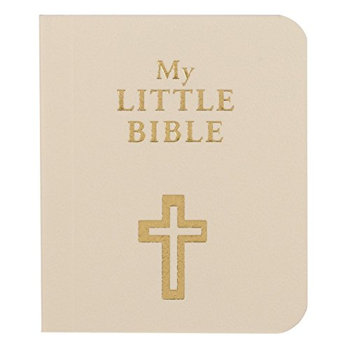 My Little Bible - White (Mini Bibles compare prices)