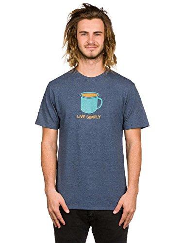 herren-t-shirt-patagonia-live-simply-morning-responsibility-t-shi