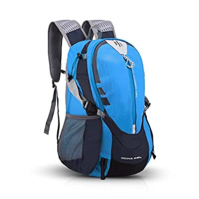Fleck™ [New]25L Hiking Backpack Water Resistant Cycling Backpack Outdoor Backpack Perfect for Traveling, Hiking, Climbing, Running, Cycling, Camping