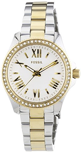 Fossil Ladies'Watch XS Analogue Quartz Stainless Steel AM4579 Cecile
