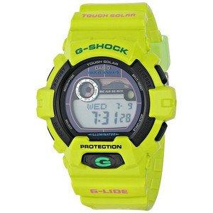 Watch Casio Casio G Shock Green G-lide Tide Graph Solar Multiband Mens Watch GWX8900C-3CR [parallel import goods]