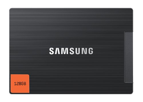 Samsung SSD 830 2.5inch SATA III 6GBps 128GB Notebook Accessory Kit with Free Norton Ghost 15