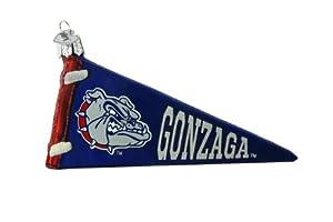 Gonzaga Pennant Ornament