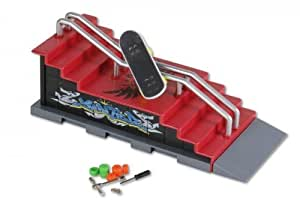 The Toy Company 15760 - Fingerskateboard-Set X-Stund (6-fach sortiert)
