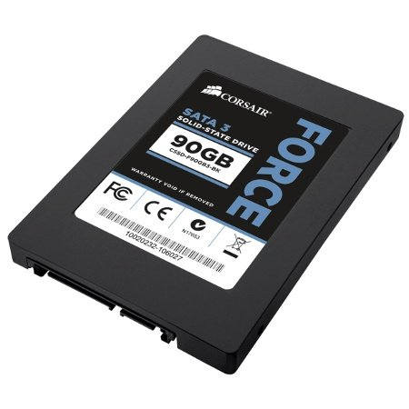 Corsair Force3 90GB SSD 6,4cm (2,5″) SAT