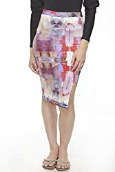 Divaat Deco In My City Pencil Skirt