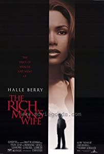 The Rich Man's Wife Movie Poster (27 x 40 Inches - 69cm x 102cm) (1996) -(Halle Berry)(Christopher McDonald)(Clive Owen)(Peter Greene)(Charles Hallahan)(Frankie Faison)