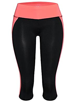 W Sport® Women's Moisture Wick Skinny Athletic Yoga Capri Leggings