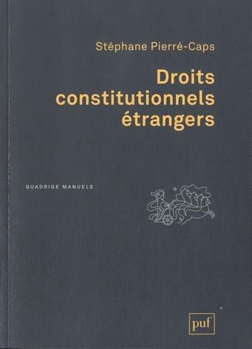 Droits constitutionnels étrangers
