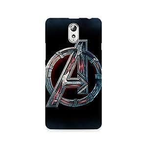 Ebby Avengers Age of Ultron Premium Printed Case For Lenovo Vibe P1M