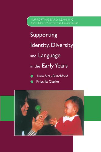 Supp. Identity, Diversity & Language in the Early Years (Supporting Early Learning)