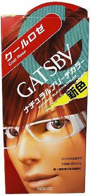 ギャツビー ナチュラルブリーチカラー クールロゼ【HTRC5.1】