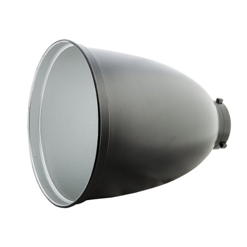 PhotoSEL FRH45 High Performance Reflector - 45 Degrees, 28cm Diameter, S Type Mount For PhotoSEL / Bowens Studio Flash
