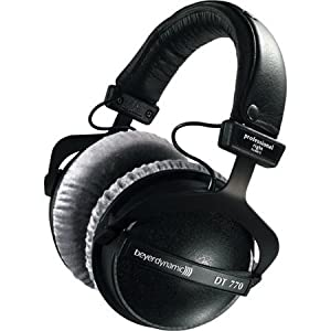 Beyerdynamic DT770 PRO Headset - 80 OHM