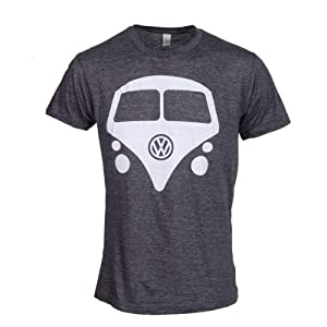 Vw Mini Bus Tshirt- Midnight-size: XXL from vw