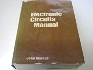 Electronic Circuits Manual by McGraw-Hill Inc.,US