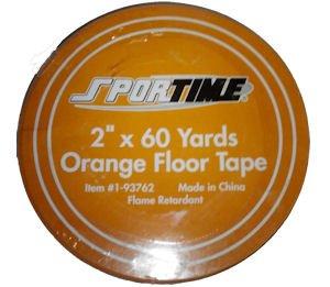 Amazon Com Pickleball Orange Court Tape Roll Home