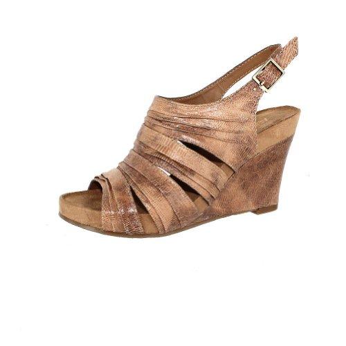 Canvas Wedge Sandals