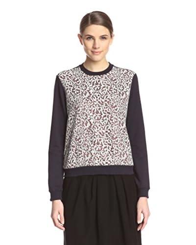 Carven Women's Lace Sweater