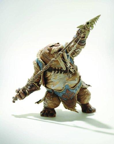 World of Warcraft Premium Series 1 Action Figure Tuskarr: Tavru Akua by DC Comics